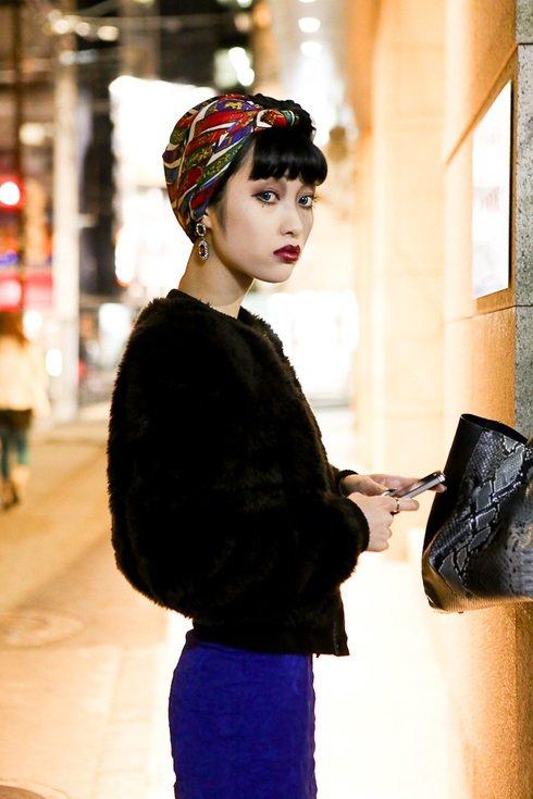 color,photograph,black,clothing,woman,