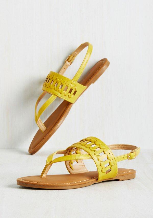 Tiki Bar Star Sandal