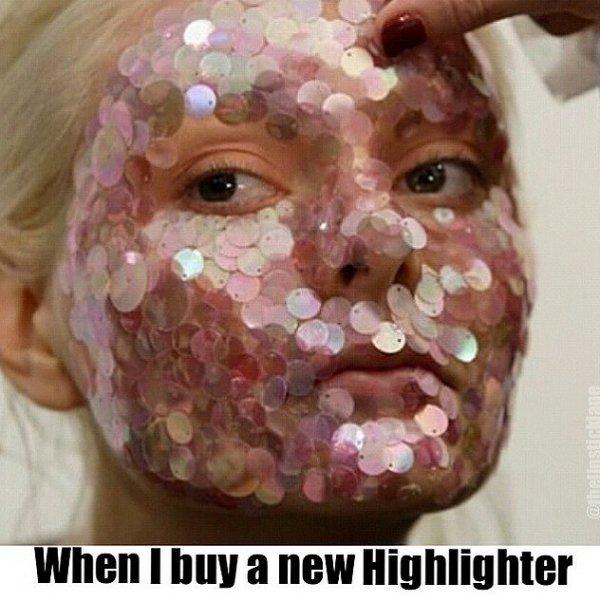 New Highlighter?