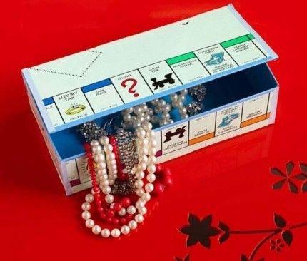 Game Board Box