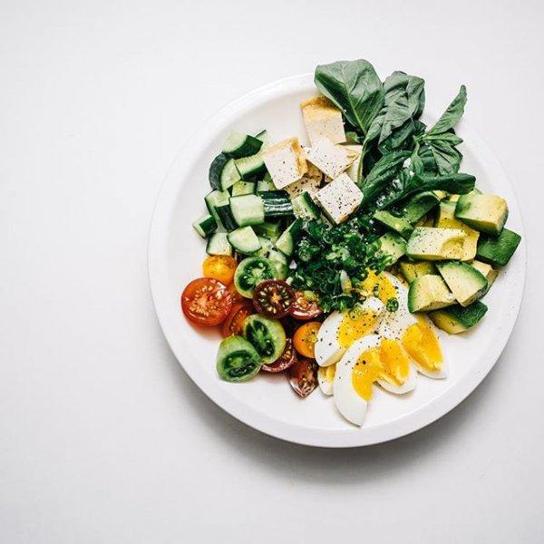 food, dish, salad, produce, vegetable,