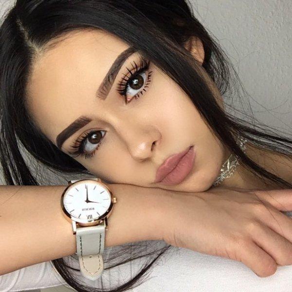eyebrow, eyelash, beauty, cheek, chin,