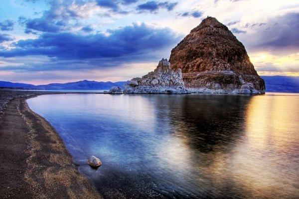 Nevada's Pyramid Lake