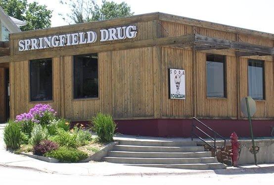 Springfield Drug, Springfield, Nebraska
