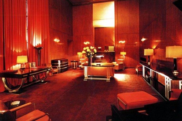 Radio City Music Hall's Secret Apartment
