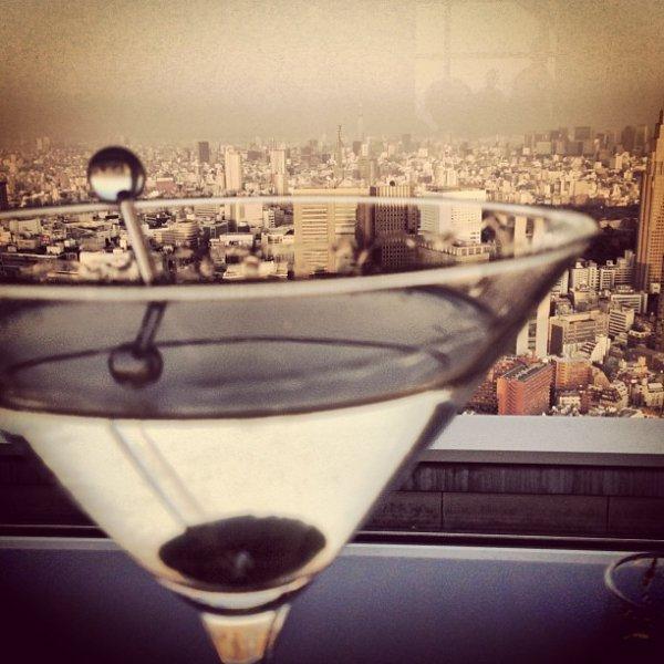 drink, tableware, stemware, martini, square,