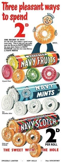 Navy Candies