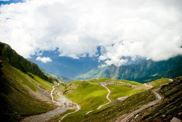 Rohtang Pass — Himachal Pradesh, India
