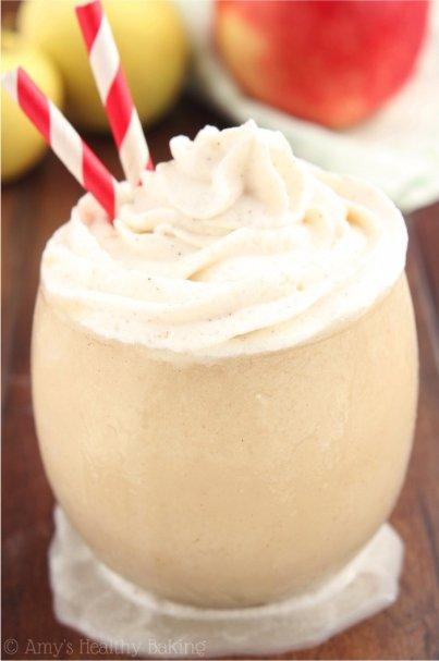 Skinny Apple Pie Smoothie