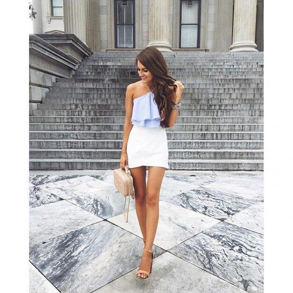 white, clothing, footwear, leg, dress,