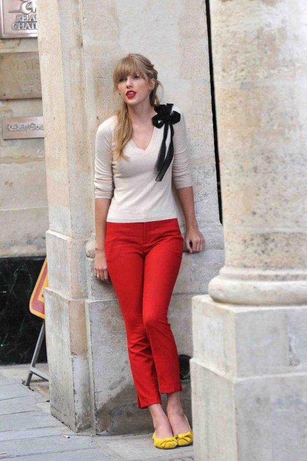 Wear Colorful Pants
