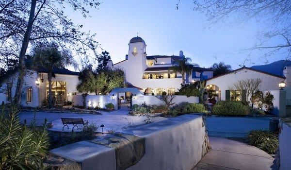 Ojai Valley Inn and Spa, California
