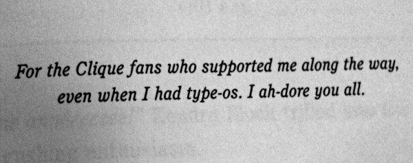 The Clique Fans