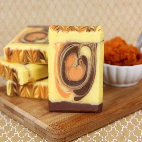 Pumpkin Spice Farmers' Market Soap