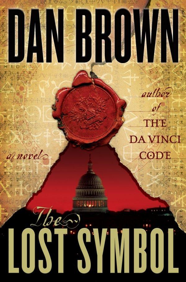 The Lost Symbol – Dan Brown