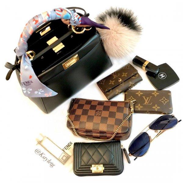 bag, fashion accessory, brand, coin purse, hand,