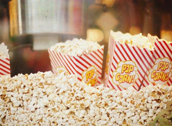 Popcorn = Summer