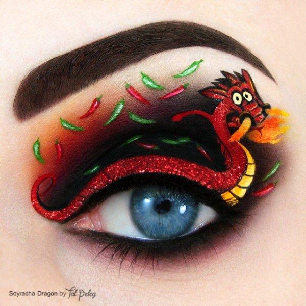 red,eye,head,organ,close up,