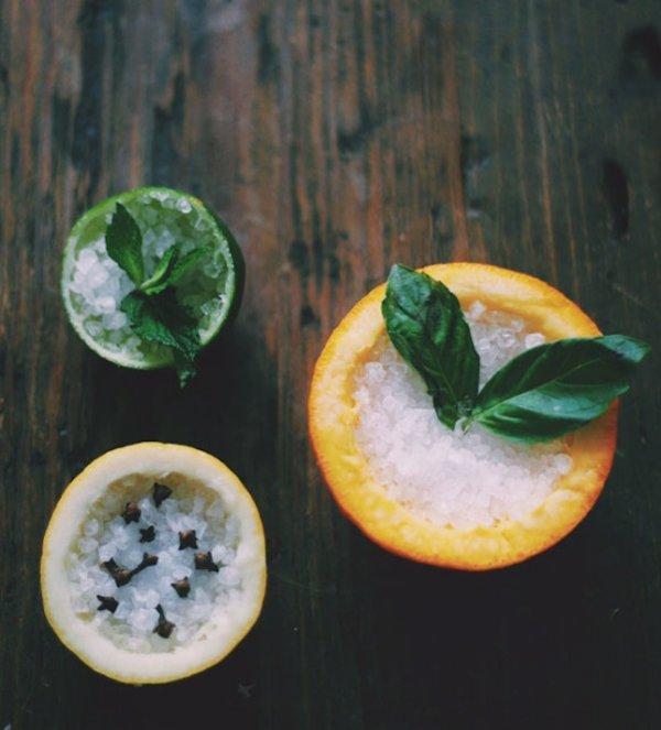 Fruit Rind Air Freshener
