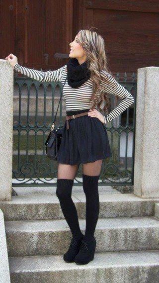 clothing,black,footwear,lady,tights,
