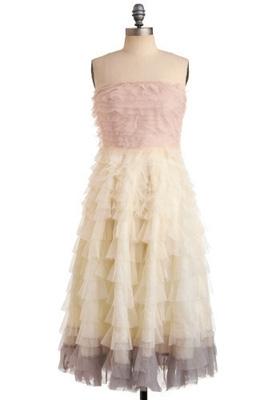 Swan Cloud Dress