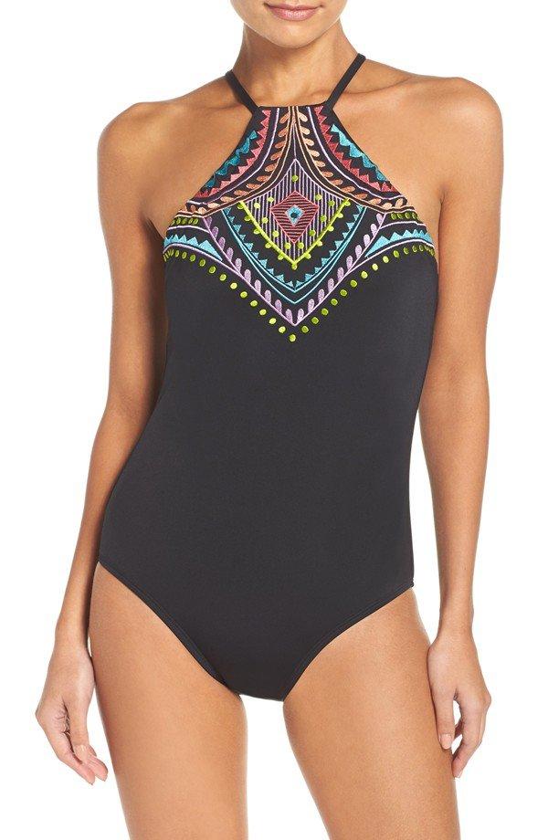 swimwear, one piece swimsuit, clothing, day dress, swimsuit bottom,