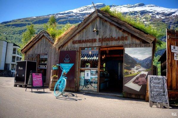 Geiranger Sjokolade – Norway