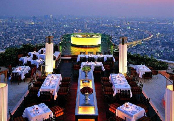 Sirocco - Bangkok, Thailand