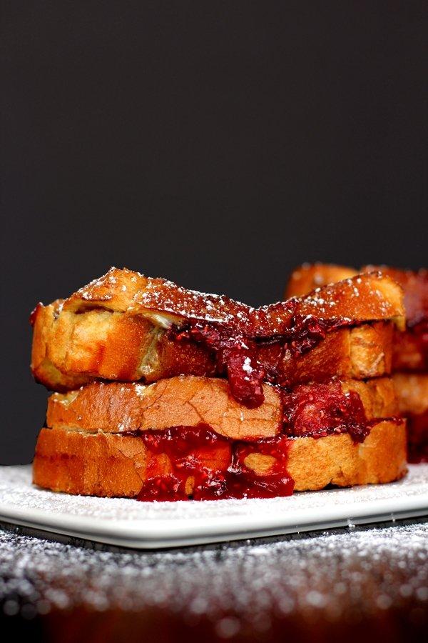 Basic Vegan French Toast