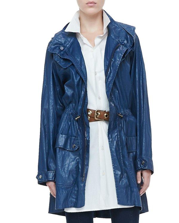 Donna Karan Raincoat