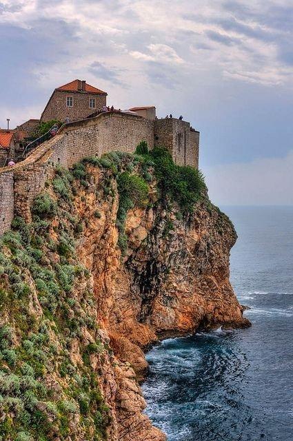 Feeling Fortified in Dubrovnik, Croatia