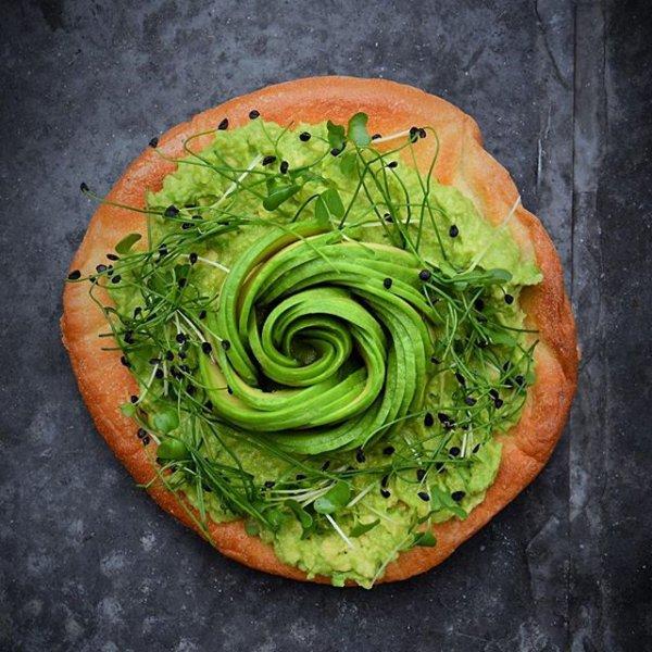 food, green, dish, produce, plant,
