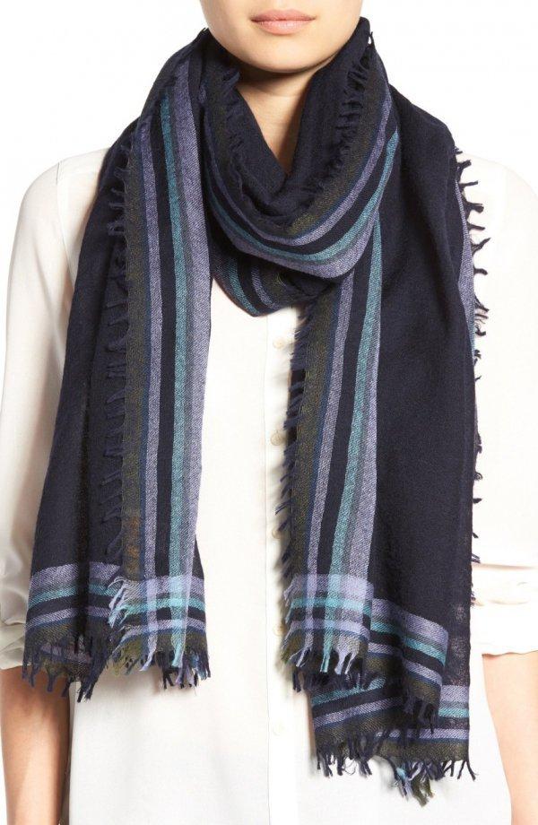 scarf, stole, shawl, pattern, wrap,