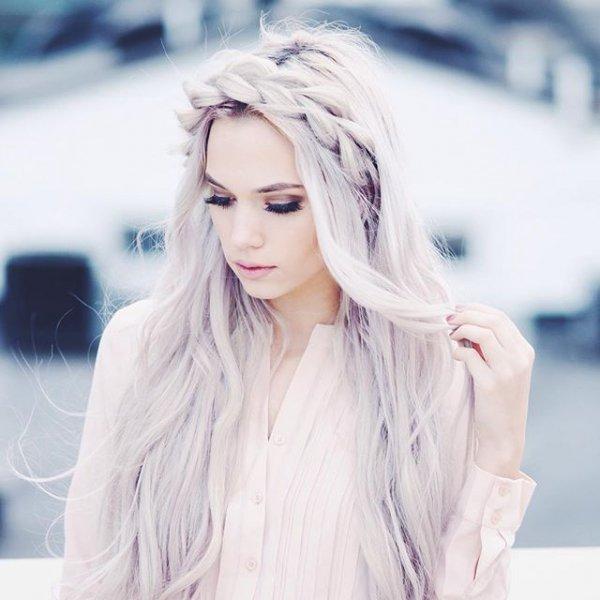 clothing, hair, blond, color, eyewear,