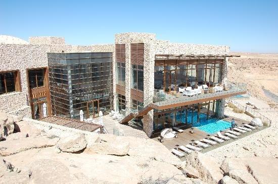 Beresheet Hotel By Isrotel Mitzpe Ramon Israel