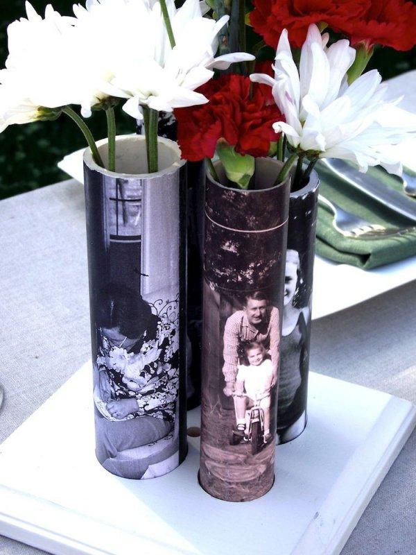 Vase, Flower, Flowerpot, Plant, Cylinder,