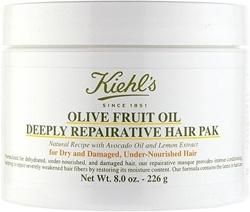 Kiehl's Olive Fruit Oil Deeply Reparative Hair Pak