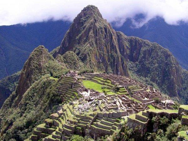 Machu Picchu – Aguas Calientes, Peru