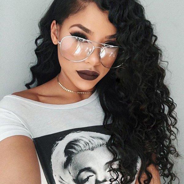 hair, face, eyewear, black hair, clothing,
