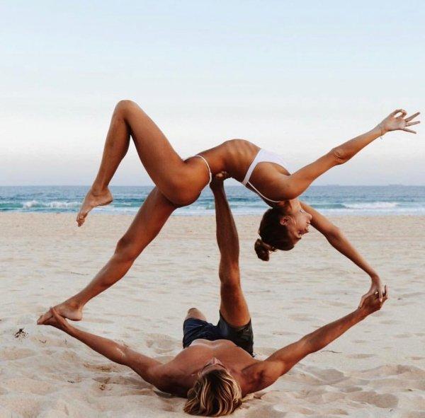 Acrobatics, Fun, Leg, Vacation, Performance,