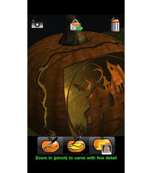 poster, screenshot, Zoom, (pinch), carve,