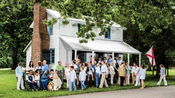 house, home, backyard, ceremony, plantation,