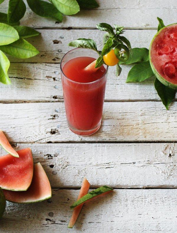 Fruit Juice is a No-No