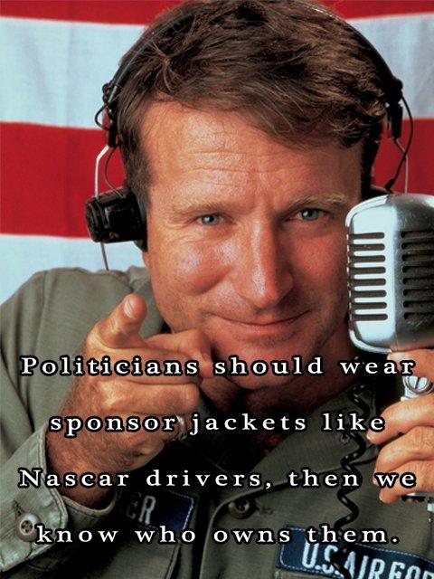 On Politicians