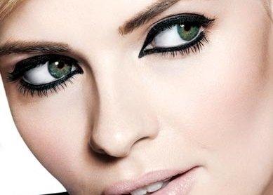 Turn Normal Eyeliner into a Gel Liner