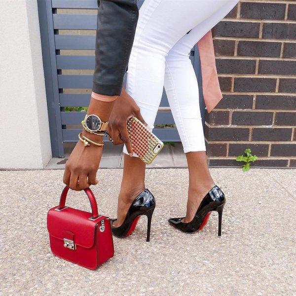footwear, clothing, high heeled footwear, shoe, leg,
