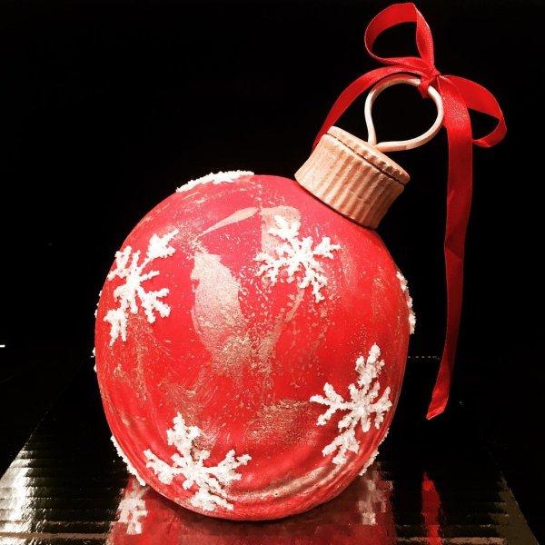 red, christmas decoration, christmas,
