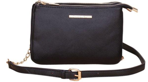Michael Kors Bedford Gusset Cross-body Bag
