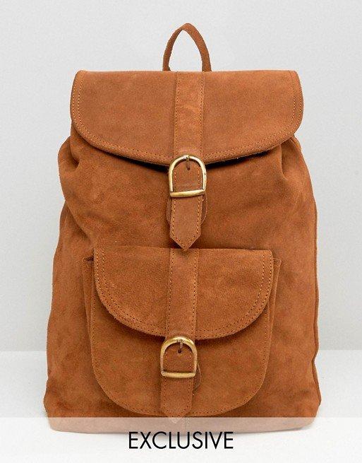 bag, brown, handbag, backpack, leather,