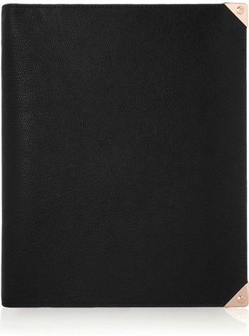 Alexander Wang Prisma Textured-Leather IPad Case